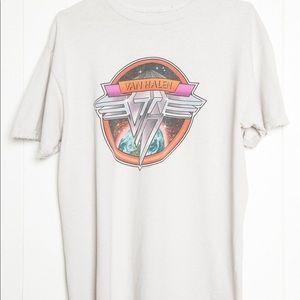 Brandy Melville Van Halen Band Tee